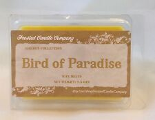Bird of Paradise 2.5oz Soy Wax Melts Scent Floral Fresh Spring One Package