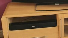 Bose Solo Tv 5 Sistema De Sonido Envolvente Barra De Sonido Subwoofer Inalámbrico 30w Negro