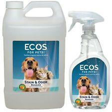 ECOS for Pets! Stain & Odor Combo 22 oz.+ 128 oz. Refill