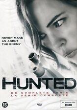 Hunted : De complete serie / La série complète (4 DVD)