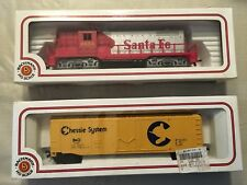 HO Scale Bachman Electric Trains