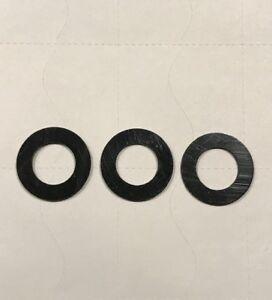 (3) PENN DELRIN Under Main Gear Washer  100, 140, 145, 146, 149, 150, 200 & 285