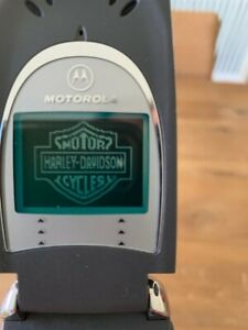 Motorola  V60, Harley-Davidson, 100 Jahre Edition limitiert