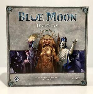 Blue Moon Legends Game - Fantasy Flight Games - Reiner Knizia - 2014