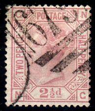 Großbritannien Mi.-Nr.47 o -Platte 8 mit Nr.-St. 675 St. Albans (MICHEL € 30,00)