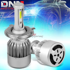 2 IN 1 6000K WHITE LED H4 HEADLIGHT FRONT LAMP BULBS WITH FAN LIGHTING SYSTEM