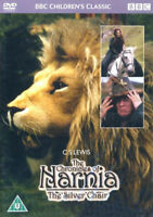 The Chronicles Of Narnia - The Argento Sedia DVD Nuovo DVD (BBCDVD1297)