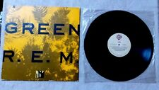 """DISQUE VINYL 33T LP / R.E.M """"GREEN"""" PRESSAGE 1989 BRESIL RARE!!! ROCK 670.8035"""