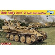 Dragon DRA6590 Flak 38(t) Ausf. M Late Production 1/35 scale plastic model kit