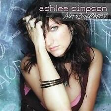 ASHLEE SIMPSON Autobiography CD NEW
