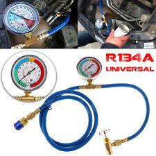 R134A Auto Klimaanlage Kältemittel Füllschlauch Ladeschlauch Druckmanometer 1,5m