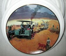 """The Danbury Mint """"Beating the Storm"""" Limited Edition Collector's Plate"""
