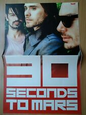 POSTER   * 30 SECONDS TO MARS / CODY SIMPSON *