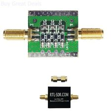 Brand New Broadcast AM Reject High Pass Filter (2.6 MHz HPF) by RTL-SDR Blo