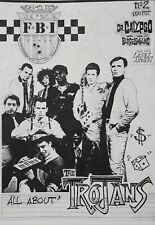 FBI (Fuentes Bien Informadas) Skazine de Barcelona-number 2-1989