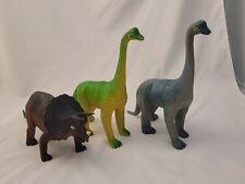 Imperial Dinosaur toy Lot, 3 pcs.