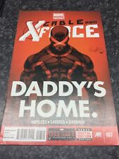 Cable and Xforce #10 Marvel Comics deadpool