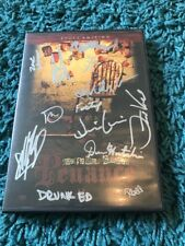 August Undergrounds Penance Cast Signed Snuff Edition DVD Horror Gore Toetag