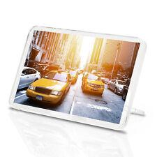 Yellow New York Taxi Classic Fridge Magnet - City America USA Holiday Gift #8548