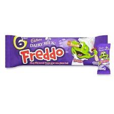 CADBURY FREDDO 6 PACK**BRITISH CHOCOLATE**WILL SEND WORLDWIDE