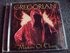 Gregorian-Masters of Chant CD-Made in Germany