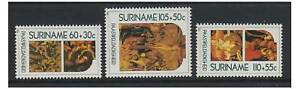 Surinam - 1989 Easter set - MNH - SG 1405/7
