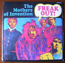 """Frank Zappa & The Mother of Invention - Freak Out! """" LP Nuovo Sigillato Sealed"""