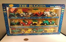 The Buggies 1971 Miniature Cars Set of 12 original package each 2
