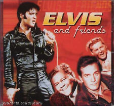 CD ~ ELVIS AND FRIENDS ~ New & Sealed