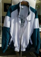 "MENS VINTAGE PUMA WORLD TEAM JACKET 38"" CHEST"