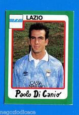 CALCIO FLASH '90 Lampo - Figurina-Sticker n. 177 - DI CANIO - LAZIO -New