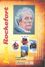 Jean Rochefort Collection 2. Français. Optional English Subtitles. 4 movies