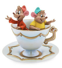 Disney Store Gus and Jaq Trinket Dish, Cinderella Brand new