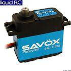 Savox SW1210SG Waterproof High Voltage Digital Servo 0.13sec / 444.4oz @ 7.4V