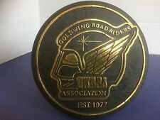 GWRRA Goldwing Road Riders Association Hitch Receiver Cover