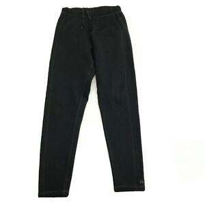 MARMOT Women's Black Fleece Lined Pants Leggings Black Small Fit XS Layering