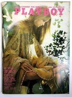 VINTAGE PLAYBOY MAGAZINE APRIL 1972 VICKI PETERS JACK NICHOLSON MAO TSE-TUNG ART