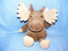 Joseph The Moose Soft Plush Toy All Creatures Frozen by Carte Blanche