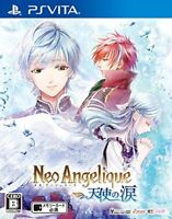 USED PS Vita Neo Angelique angel of tears PSV 95339 JAPAN IMPORT