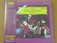 Eugen Jochum Carl Orff Carmina Burana Japan Esoteric SACD ESSG-90206 NEW/SEALED