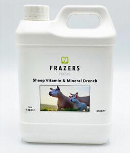 Sheep Drench 2.5L