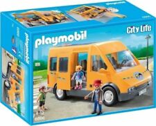 Playmobil véhicules bus city