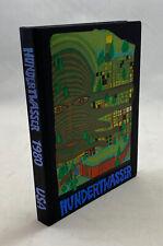 Albertina Exhibition of Hundertwasser's Complete Graphic Work Signed 1st ed 1975