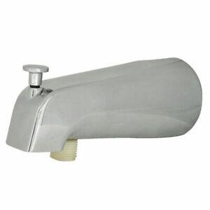 Danco Chrome Tub Spout w/Diverter & w/Personal Shower Connection #89266
