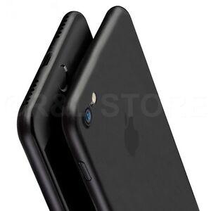 COVER CUSTODIA per Apple iPhone 6 6s 7 8Plus ULTRA SOTTILE SEMI TRASPARENTE SLIM