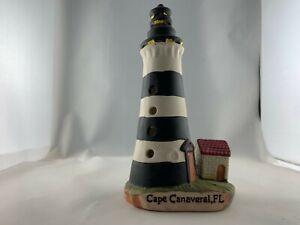 Lighthouse Figurine Cape Canaveral FL