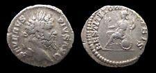 Empire romain - Septime Sévère - Denier (207) - RESTITVTOR VRBIS - Rome