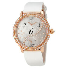 Blancpain Heure Decentree Automatic Ladies Watch 3650A-3754-58B