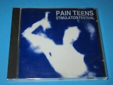 Pain Teens / Stimulation Festival (US 1992, Trance Syndicate TR10CD) - CD