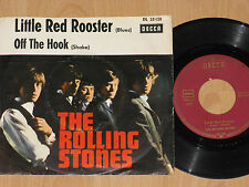 """7"""" THE ROLLING STONES - LITTLE RED ROOSTER / OFF THE HOOK  DECCA DL 25158 - 1964"""